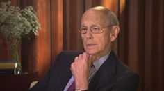 Justice Breyer on revisiting the death penalty for those with intellectual disabilities.