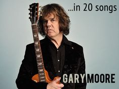 We're paying tribute to Northern Irish guitar hero Gary Moore with a uDiscover playlist on the fifth anniversary of his passing, on 6 February, 2011.