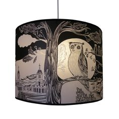 Love this lampshade! Lush Designs | Greenwich, London