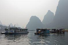 Li River, Yangshuo, via Flickr.