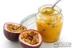 Receita de Geléia de maracujá em receitas de molhos e cremes, veja essa e outras receitas aqui!