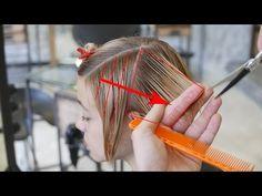 perfect bob haircut - YouTube