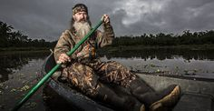 Duck Dynasty star Phil Robertson is standing in support of North Carolina which faces a battle with the federal government over the transgender bathroom law.
