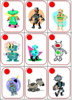 preschool robot coloring pages - photo#35