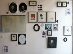 Installation (painting, engraving, photography, picture) Gallery Wall, Photography, Painting, Painting Art, Paintings, Paint, Photograph, Draw, Fotografie
