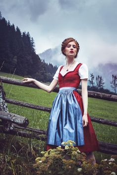 Lena Hoschek Tradition AW 15/16                                                                                                                                                                                 More