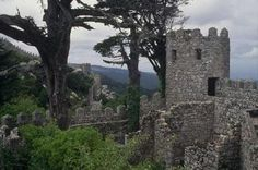 Old castle walls - jigsaw puzzle at www.jspuzzles.com