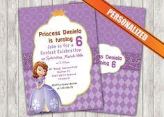 Princess Sofia Greeting Card PC042