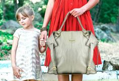 Stylish and practical Timi & Leslie nappy bags #BabyBags, #NappyBags