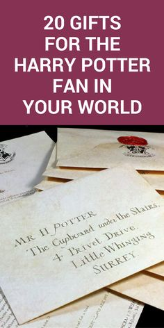 20 gift ideas for the harry potter fan in your life for Harry potter christmas present ideas