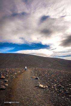 ICELAND, Crater Hverfjall,  #iceland #Hverfjall #Myvatn #Islàndia