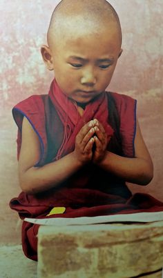 For true happiness and peaceful mind we need meditation. Gautama Buddha, Buddha Buddhism, Buddhist Monk, Tibetan Buddhism, Baby Buddha, Little Buddha, Lewis Carroll, Meditation, World Religions