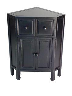 Charleston Suchow Corner Cabinet, Antique Black, http://www.myhabit.com/redirect/ref=qd_sw_dp_pi_li?url=http%3A%2F%2Fwww.myhabit.com%2F%3F%23page%3Dd%26dept%3Dhome%26sale%3DA2QU671M3QAG2L%26asin%3DB00E9Z8EEG%26cAsin%3DB00E9Z8EEG