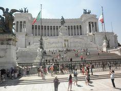 Altare della Patria. Rome, Italy