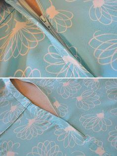 Side Zipper Tutorial