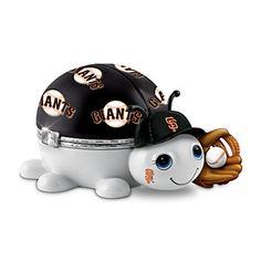 San Francisco Giants Love Bug Heirloom Porcelain Music Box