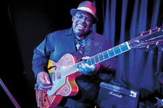 New York native Slam Allen is a regular performer in Fat Cats Jazz & Blues Club onboard Norwegian Breakaway cruise ship - his unique blend of soul and blues is a style all of its own. Find out more at http://www.the-cruise-specialists.co.uk/cruise-lines/norwegian-cruise-line