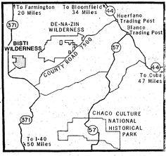 Bisti Wilderness