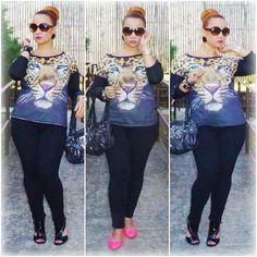Stylo of the Week 79♥ * Streetwear – Urban Tigress * Outfit Tutorial