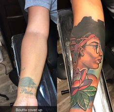 Nice cover up