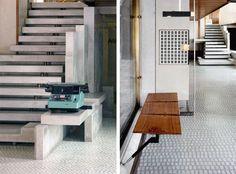 carlo scarpa stair detail olivetti - Căutare Google