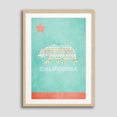 Hey, I found this really awesome Etsy listing at https://www.etsy.com/listing/463956350/unique-california-poster-california