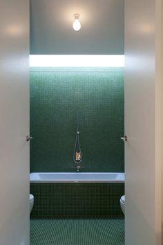 bathe here • jarego house • cartaxo, portugal •  cvdb arquitectos • photo:  fernando guerra + sergio guerra • via archdaily
