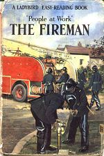 """Listing of Ladybird books - series 606b - """"People at Work part 1"""""""