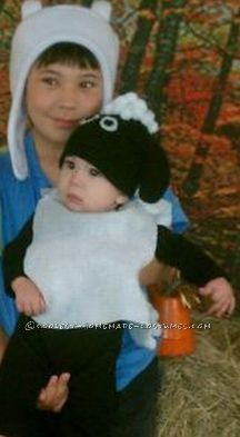 Coolest Baby's Shaun the Sheep Costume... This website is the Pinterest of costumes