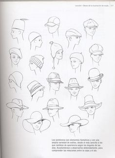 draw, fashion, and hat image drawing Drawing Hats, Guy Drawing, Drawing Clothes, Drawing People, Drawing Sketches, Drawings, Drawing Reference Poses, Drawing Poses, Illustration Techniques