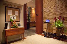 Guest Center & Computers Station, Hotel Grano de Oro, San Jose, Costa Rica.