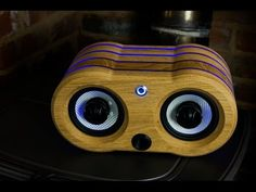 Making an LED Illuminated Oak Bluetooth Speaker: 7 Steps (with Pictures)