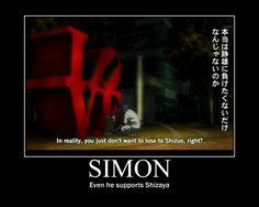 Even Simon Supports Shizaya! by Soraskynin on deviantART