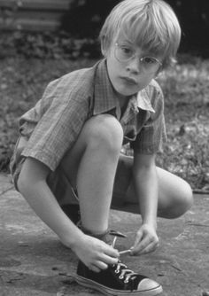 A very talented child actor! Something seems to have gone so wrong for him though. Sad...