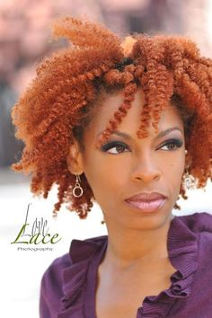 DIY Natural Hair Care: Tips for Maintaining Healthy Dye/Coloured Natural Hair: Hair Care Tips And Ideas