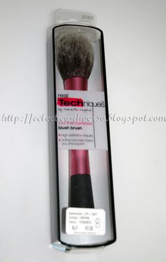 Real Techniques Brushes-Best Drugstore Brushes hands down.