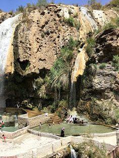 Viajes a Jordania: Viajes a Jordania - Hammamat Ma'in