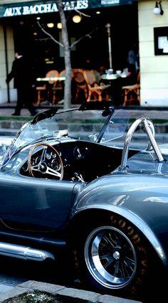"""h-o-t-cars: """" Shelby Cobra 427 """""""