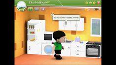 Ecoconsumo y Ecovida. Serious Games para Educación.