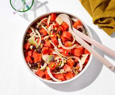 Thai Red Curry, Crisp, Bbq, Vegan Recipes, Ethnic Recipes, Food, Salad, Barbecue, Barrel Smoker