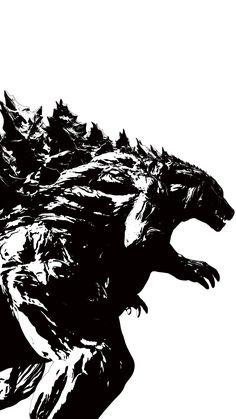 Godzilla: Planet of the Monsters (2017) Phone Wallpaper | Moviemania