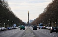 Victory Column - Berlin, Germany ... More Berlin Tourist Attractions http://666travel.com/top-10-tourist-attractions-in-berlin-germany/
