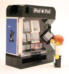 Lego Custom Vending Machine Accessories
