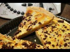 ▷ Tarte poires et pépites de chocolat thermomix, recette thermomix desserts
