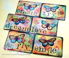 KalySto: Shining Buterflies (ATC)