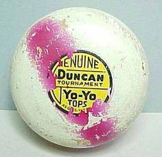 Duncan Yo-Yo's
