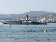 Lake Geneva ( Lac Leman) near Villeneuve-Montreux, just 20 min drive from the chalet.