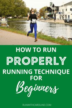 How to run properly: Running technique for beginners