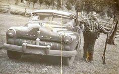 ao lado deste Mercury 1949, está o senhor Reinaldo Isidoro Tedesco. SHOWROOM IMAGENS DO PASSADO resgatando histórias