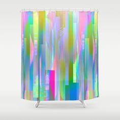 Tropical Shower Curtain - $68
